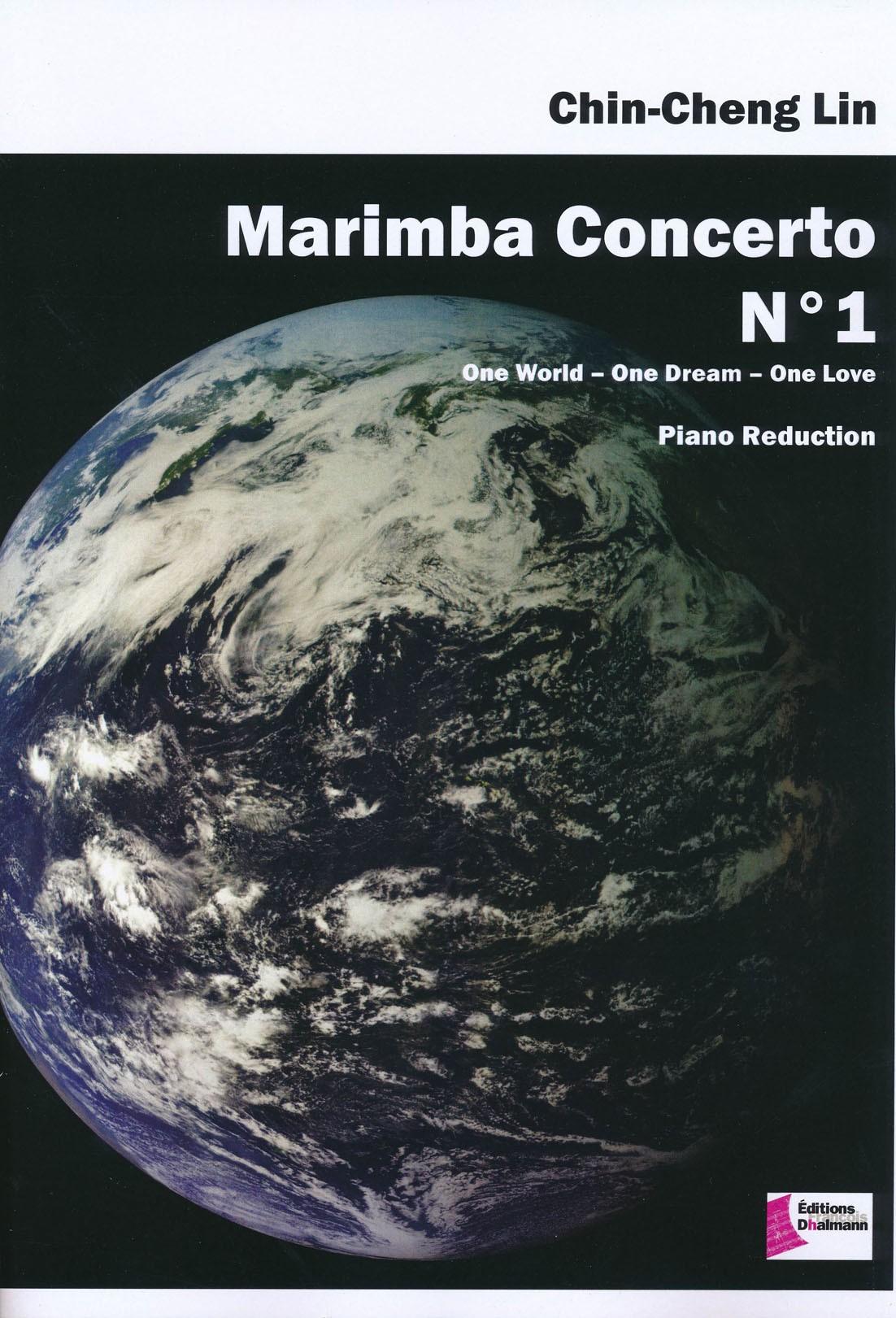 Marimba Concerto no. 1 (piano reduction)