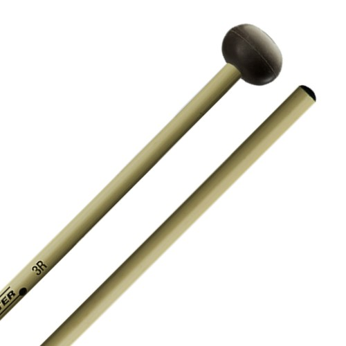 Balter 3 Unwound Series Medium Soft Rubber Xylophone Mallets