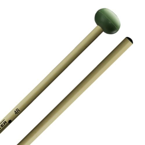 Balter 4 Unwound Series Medium Rubber Xylophone Mallets