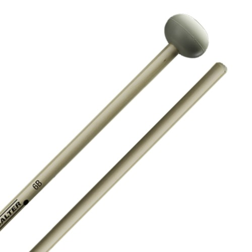 Balter 6 Unwound Series Hard Rubber Xylophone Mallets
