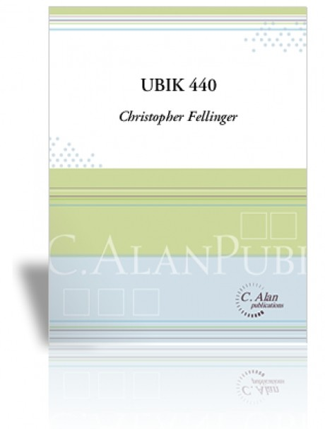Ubik 440 by Christopher Fellinger