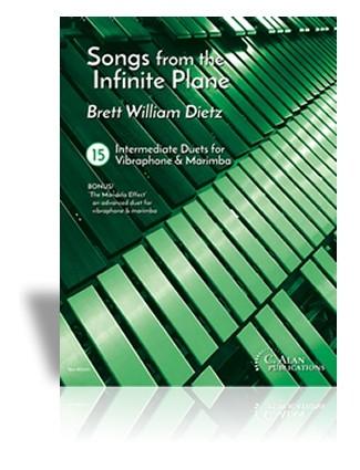 Songs from the Infinite Plane by Brett Dietz
