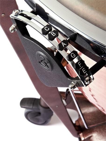 "Bergerault Timpani Grand Symphonic Ø 29"" cambered copper hand hammered"