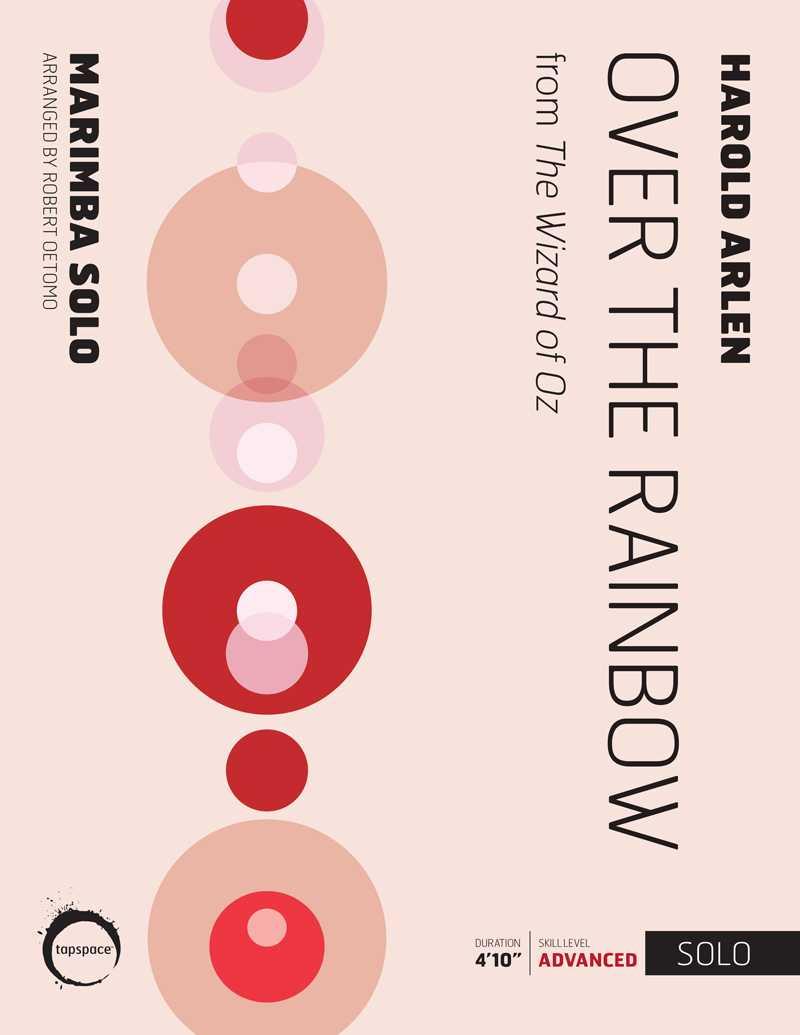 Over the Rainbow by Harold arr. Robert Oetomo
