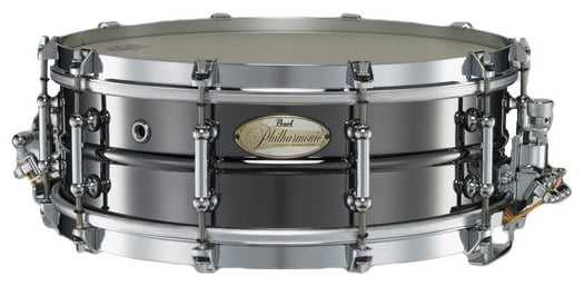 Pearl: Philharmonic Snare Drum Brass 14x5
