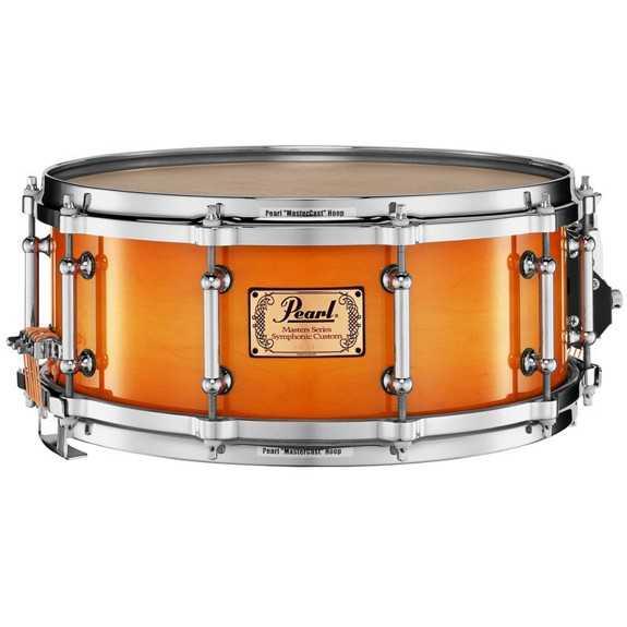 Pearl: Symphonic Concert Snare Drum - Maple 14 x 5.5