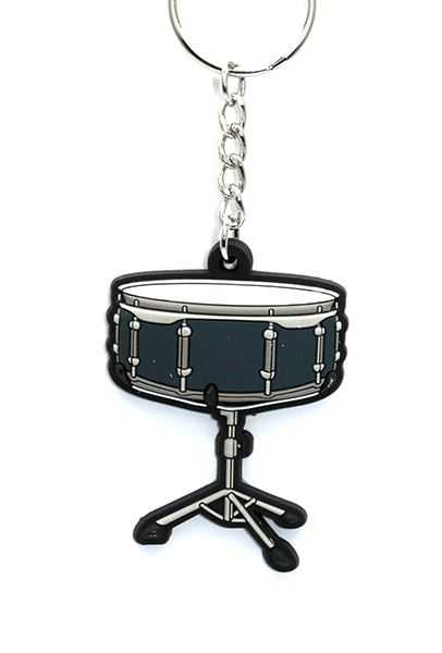 Snare Drum Keyring