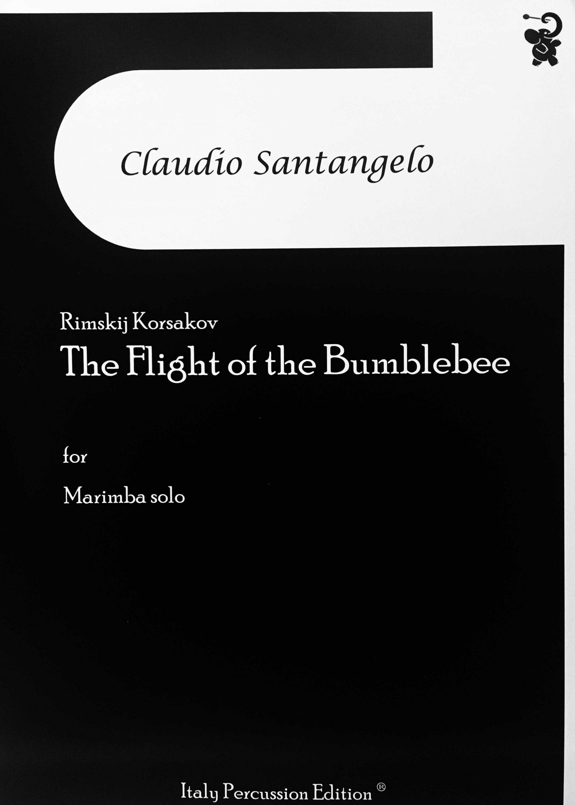 The Flight of the Bumblebee by Rimsky-Korsakov arr. Claudio Santangelo.