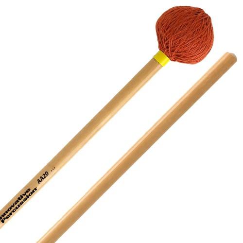 Innovative Percussion AA20 Medium Soft Marimba Vibraphone Mallets