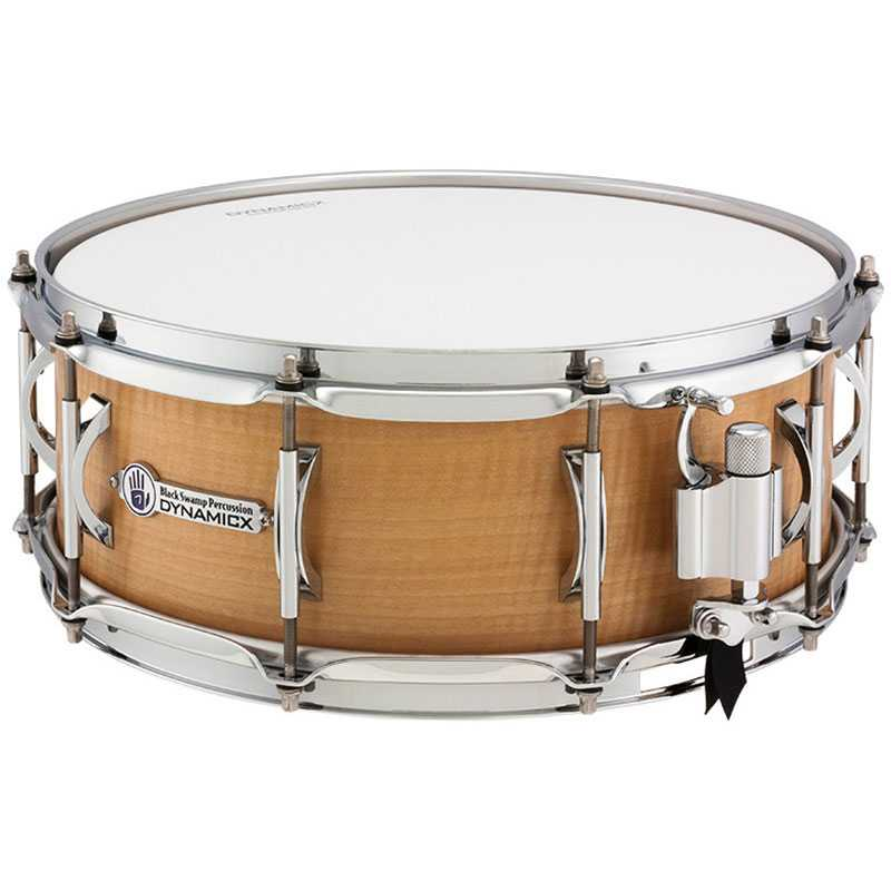 "Black Swamp Dynamicx 6.5"" x 14"" BackBeat Snare Drum"