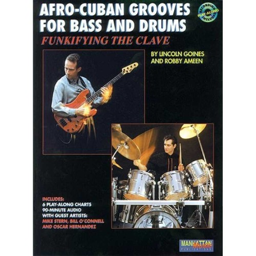 Afro-cuban Grooves For Bass And Drums, Funkifying The Clave