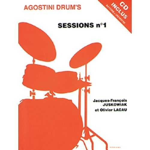 Agostini Drum's Sessions no. 1 by J. F. Juskowiak