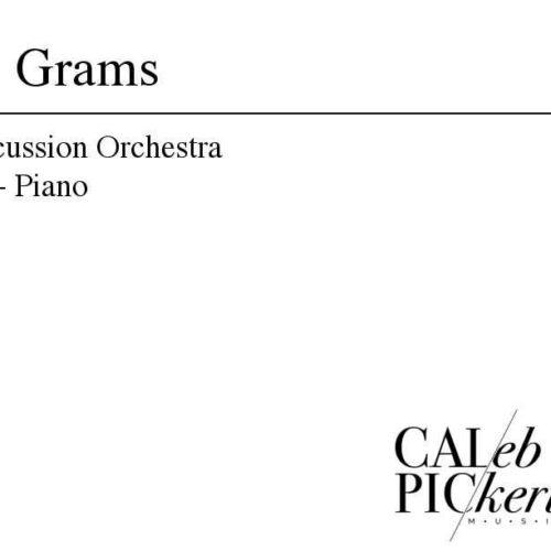 21 Grams by Caleb Pickering