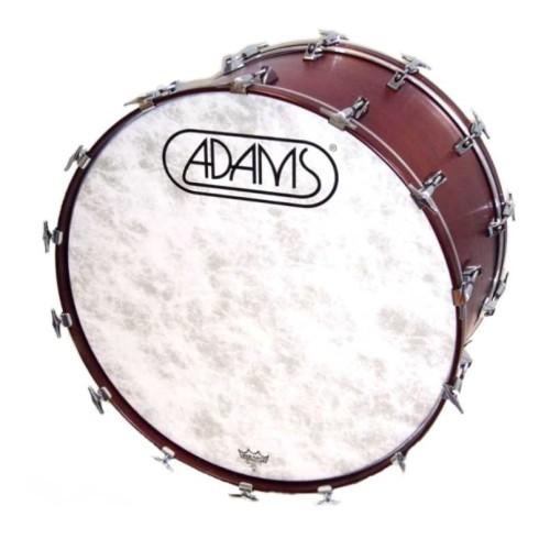 """Adams 36x18"""" Kettle Concert Bass Drum (no stand)"""