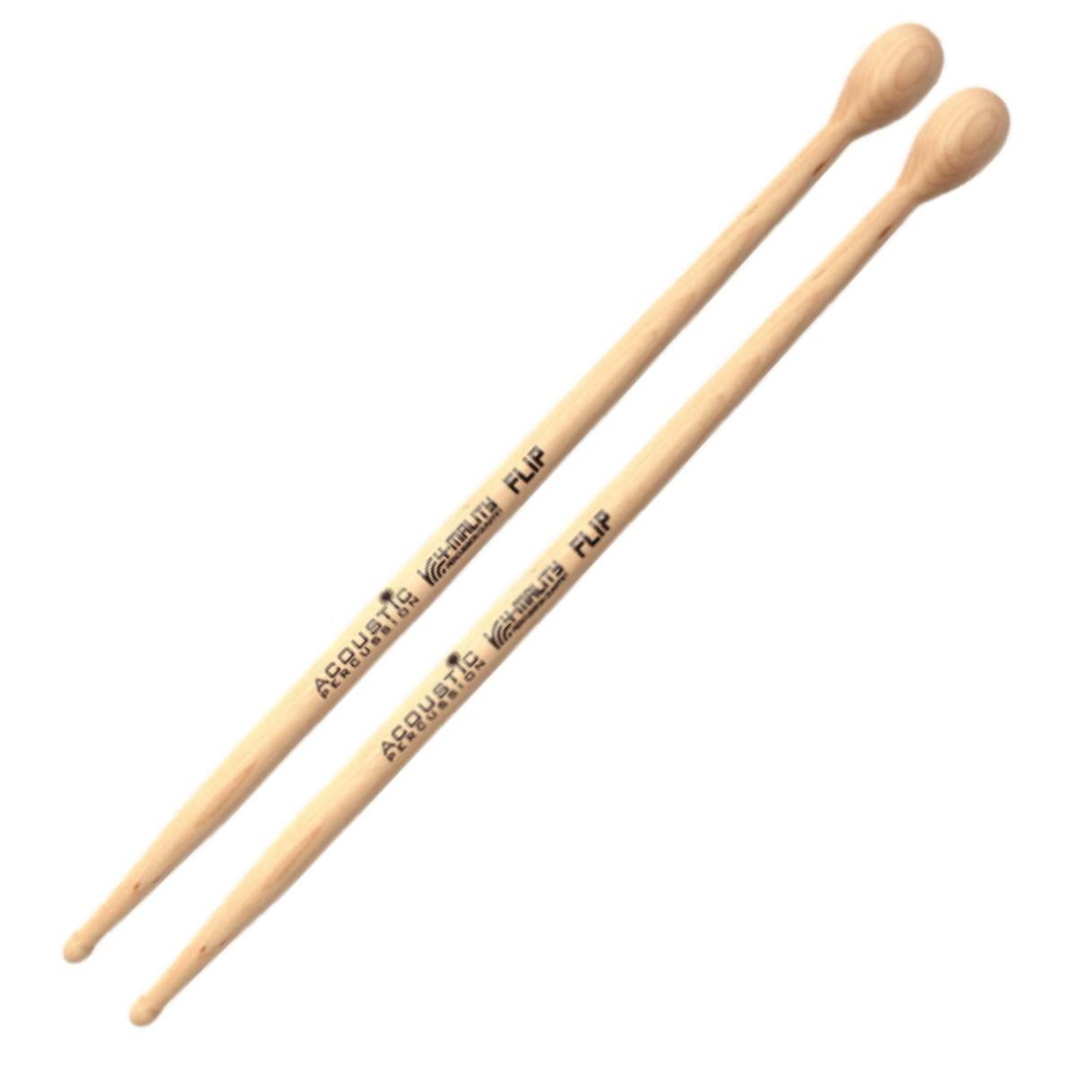 Acoustic Percussion 4M1 4-Mality Signature Flip Sticks