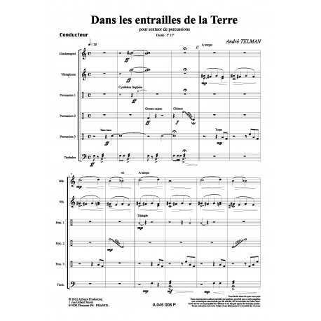 Dans Les Entrailles De La Terre by Tom Sherwood