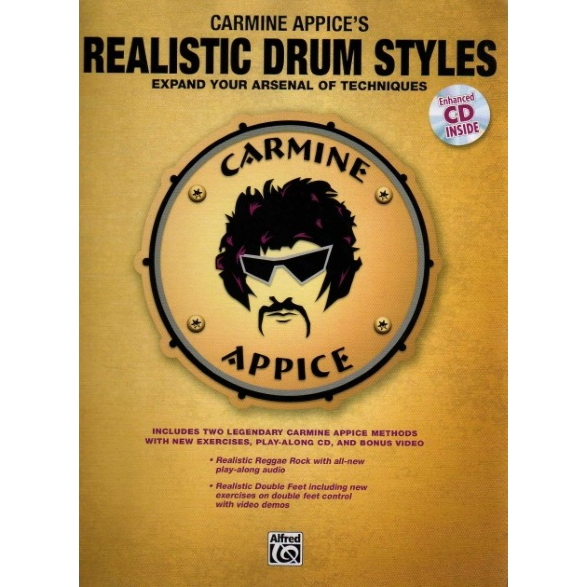 Realistic Drum Styles