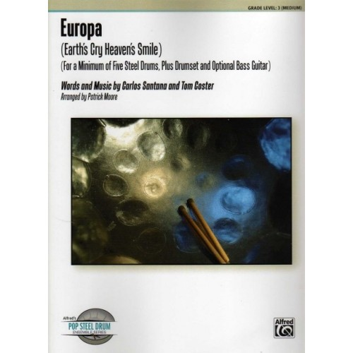 Europa (Earth's Cry, Heaven's Smile)