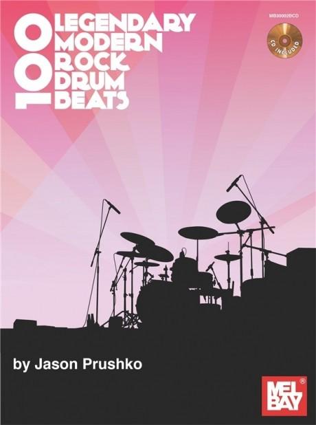 100 Legendary Modern Rock Drum Beats