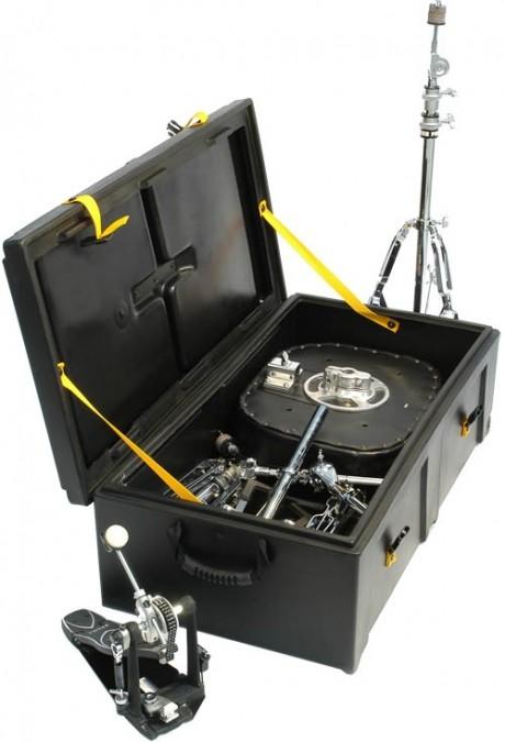 Hardcase HN36W 36 inch Hardware Case (with Wheels)