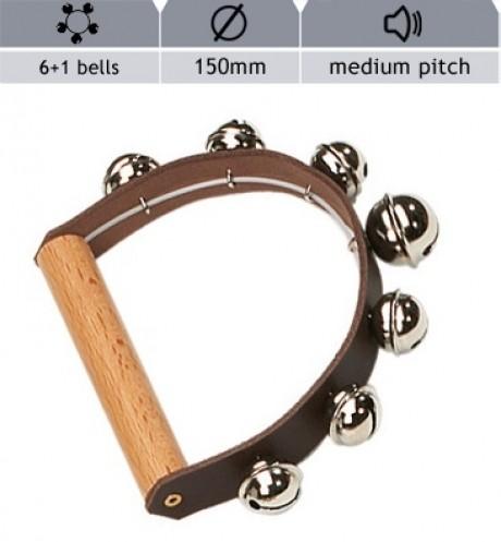 Rohema Hand Bells - 7 Bells (Medium Pitch)