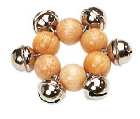 Rohema Wrist Bells - 6 Bells (High Pitch)