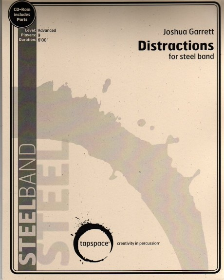 Distractions by Joshua Garrett