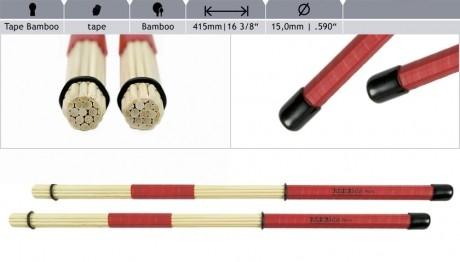 Rohema Tape Rods (Bamboo)