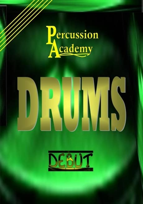 Percussion Academy Drums - Debut