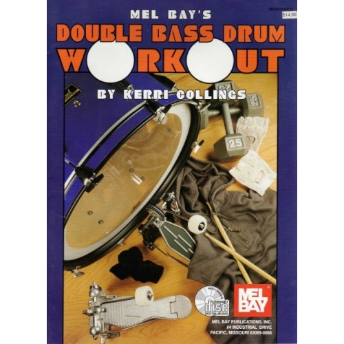 Double Bass Drum Workout (last copy - out of print)