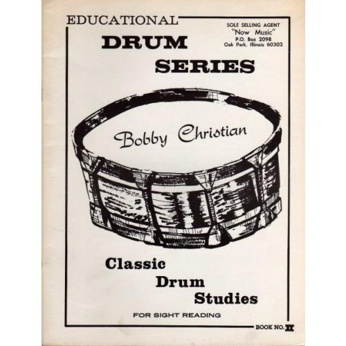 Classic Drum Studies Book 2