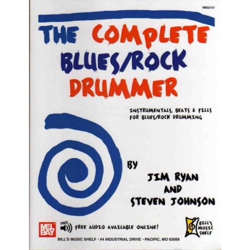 The Complete Blues/Rock Drummer