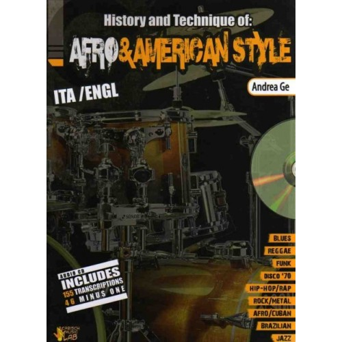 History and Technique of: Afro & American Style