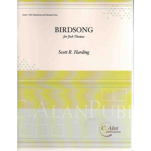 Birdsong by Scott Harding