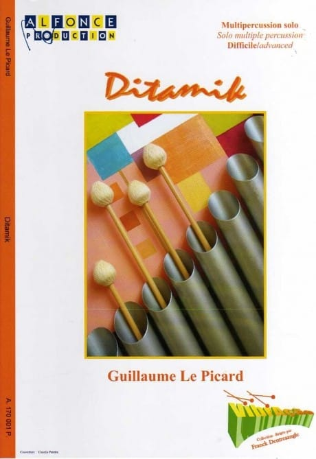 Ditamik by Gillaume Le Picard