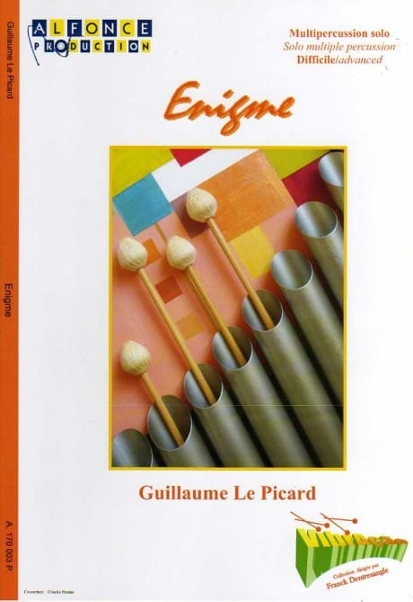 Enigme by Gillaume Le Picard