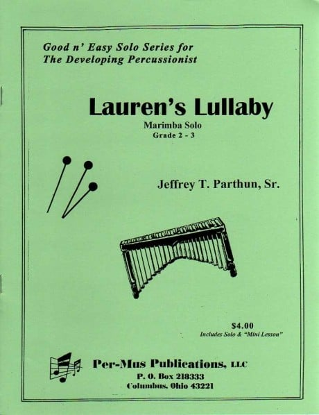 Lauren's Lullaby by Jeffrey Parthun