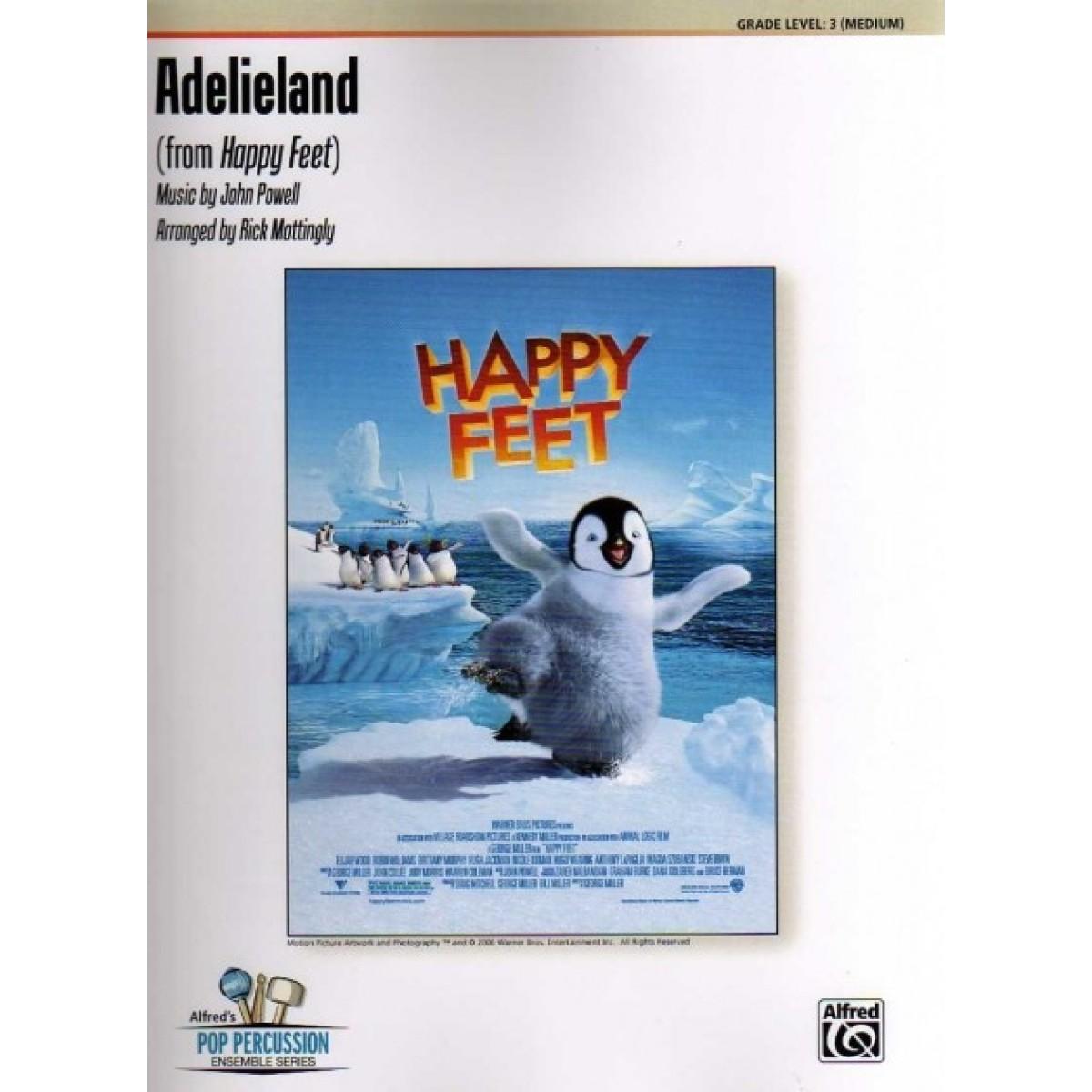 Adelieland from Happy Feet