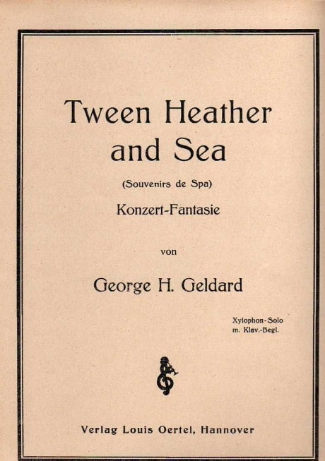 Tween Heather and Sea